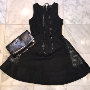 Romeo & Juliet Couture Fit & Flare Fab Dress!